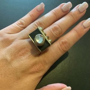 Camera Ring - NWT new/never been worn